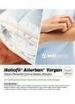 Hibboux Hollofil Allerban Çift Kişilik Yorgan Renksiz